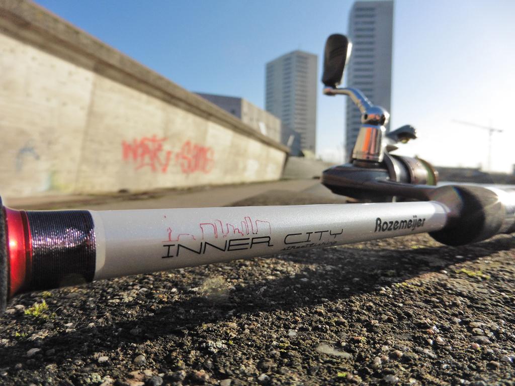 TACKLE MEISTER REVIEW – Inner City Urban Sense van Rozemeijer