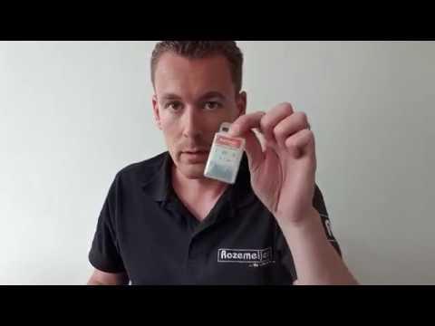 Zo knoop je een fluorocarbon onderlijn – SANDER PAANS