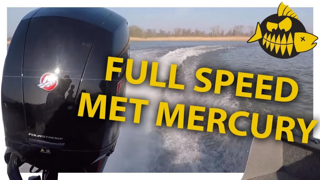 ***VIDEO*** Op topsnelheid met Mercury – Jeremy Staverman