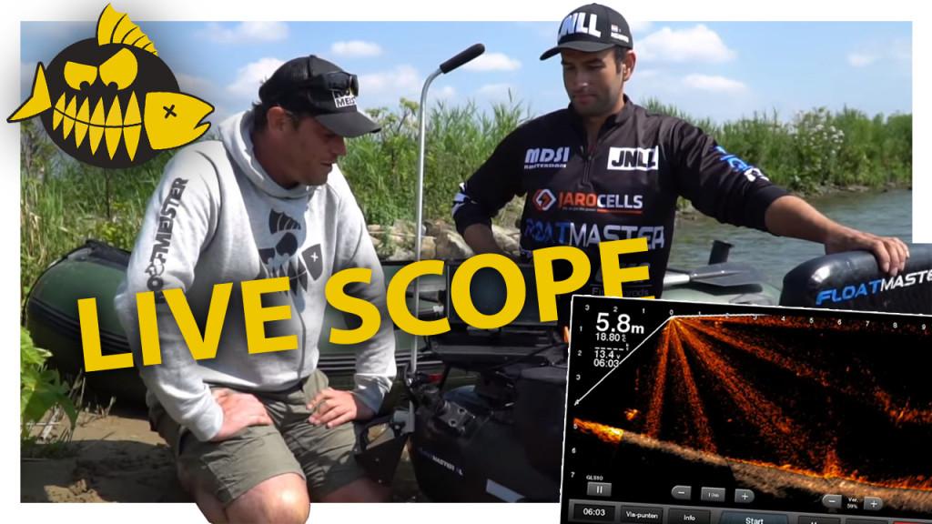 De LiveScope van Garmin – Tekst & uitleg van bellyboat topper Bas Meeuwenoord