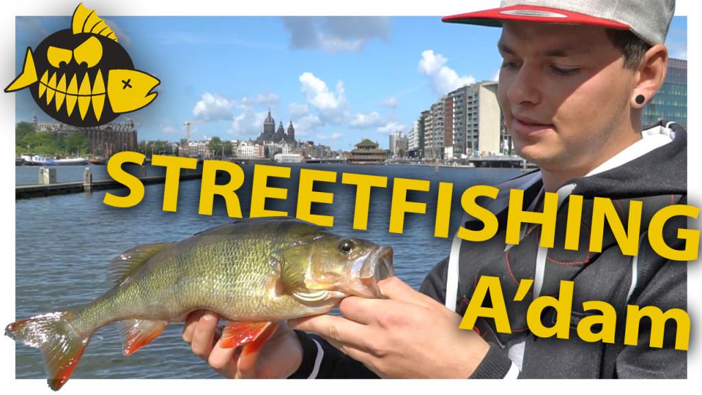 ***ROOFMEISTER VIDEO*** Streetfishing Amsterdam