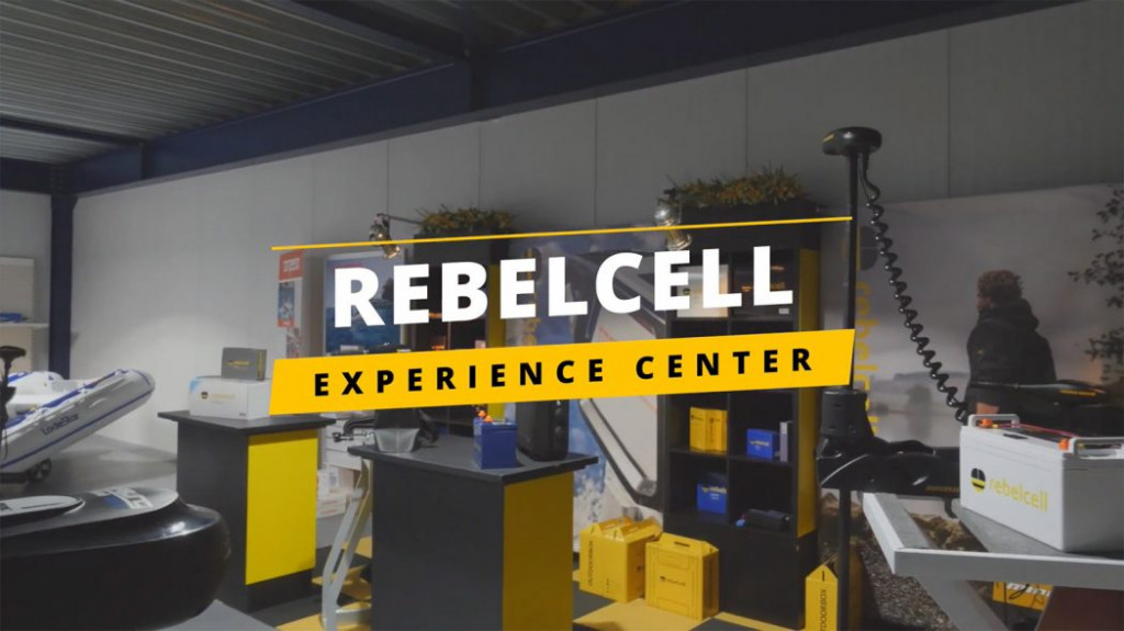 RebelCell opent Experience Center in Woerdense Verlaat!