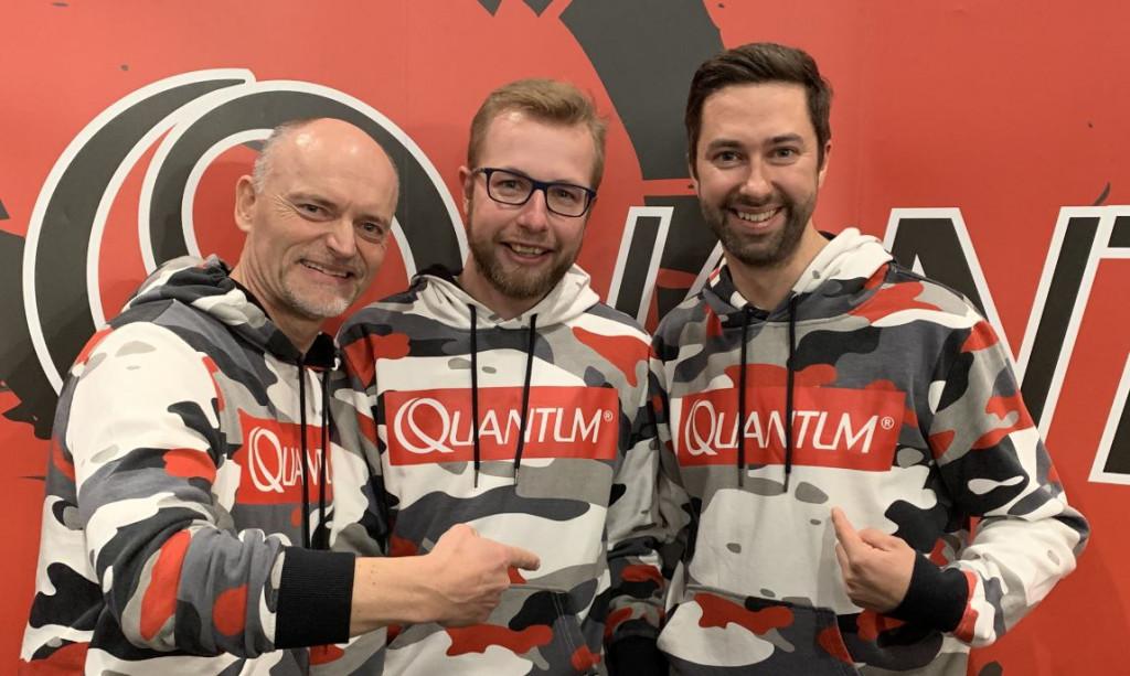 Hendry en Gerald versterken team Quantum – Wedstrijdtoppers pur sang