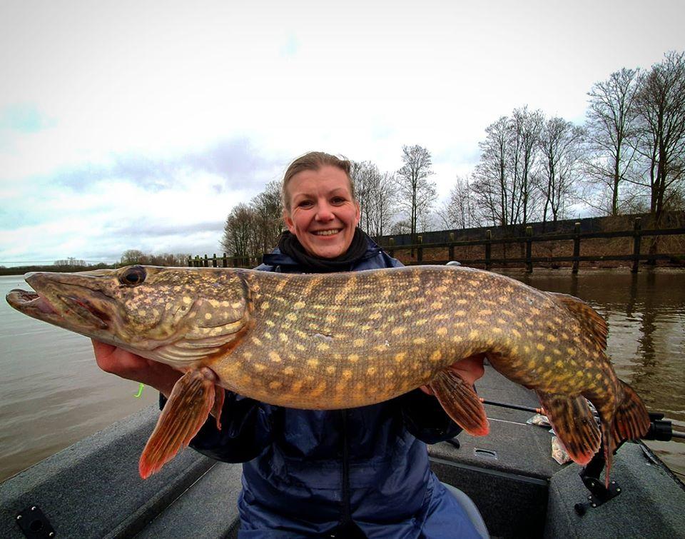 Roofmeister Inside – Waarom Ciara goed is voor het roofvissen & ruim 30 actuele vangstfoto's!