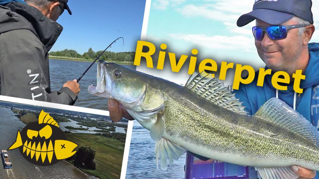 ***Roofmeister VIDEO*** Wat voor groots heeft Luc Coppens gehaakt? – Werpen op de rivier