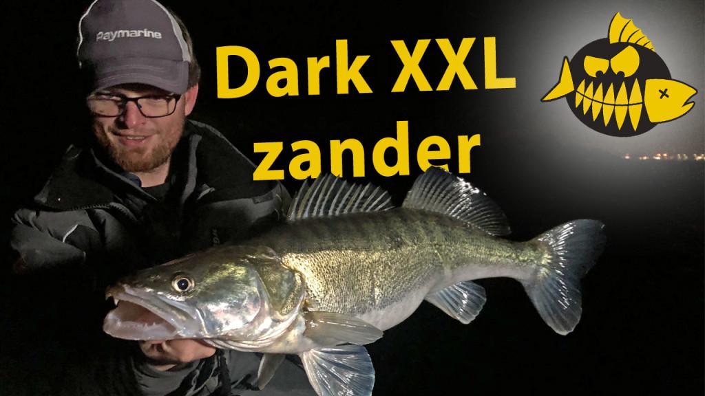 ***Roofmeister VIDEO*** Grote rivier snoekbaars in het donker – Verticalen met Volkmar Strikkers