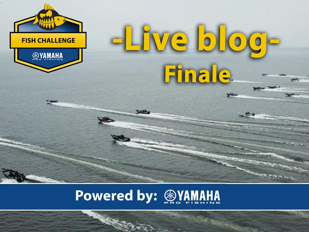 FISH CHALLENGE powered by Yamaha Pro Fishing – Live blog FINALE