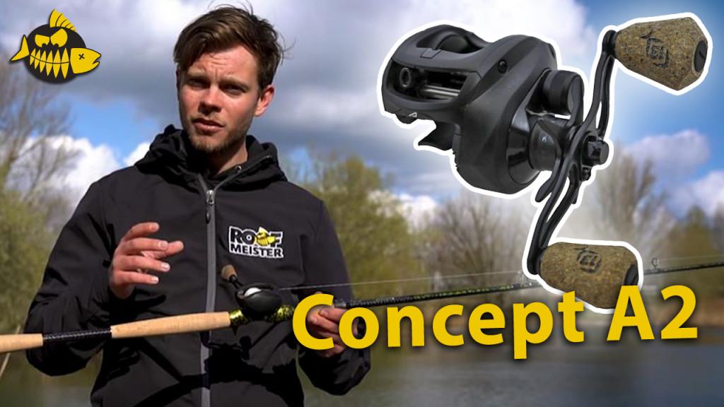 Krachtpatser in slanke vorm – De 13 Fishing Concept A2