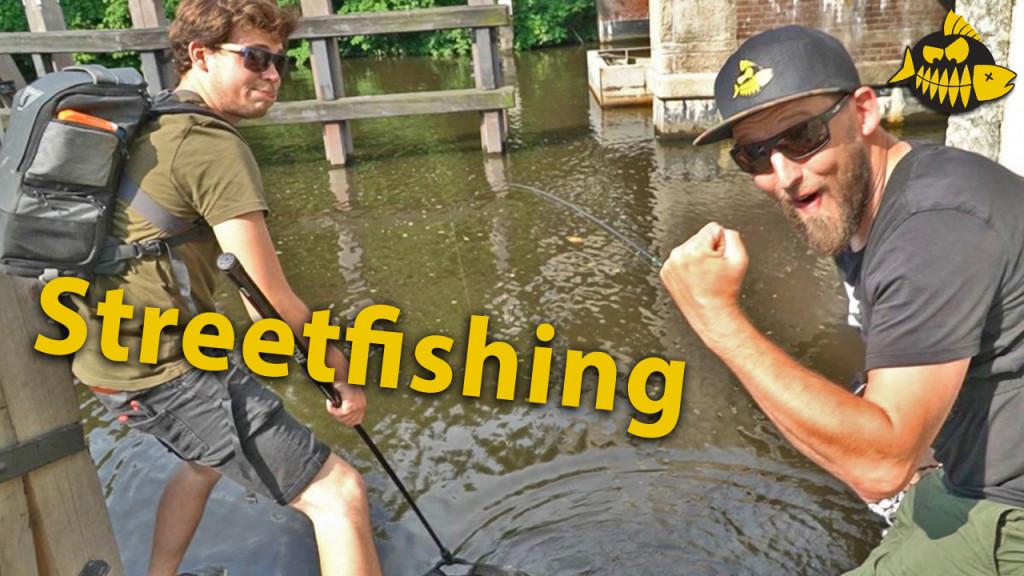 ***Roofmeister VIDEO*** DROOMVANGST midden in de stad – Streetfishing Groningen