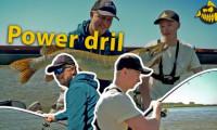 Powervissen op de rivier – Werpen met Luc Coppens & Robert Mastbergen van Wesdijk><span class=