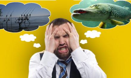 10 redenen om zelfs in de gesloten tijd NIET op karper te vissen