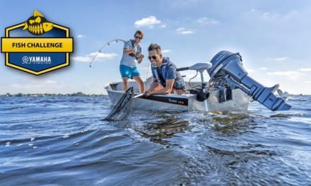 Aanmeldpagina Yamaha Pro Fishing Challenge