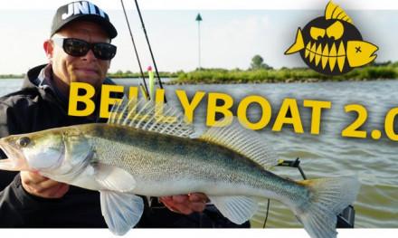 ***ROOFMEISTER VIDEO*** Snoekbaars op de moderne manier met de bellyboat