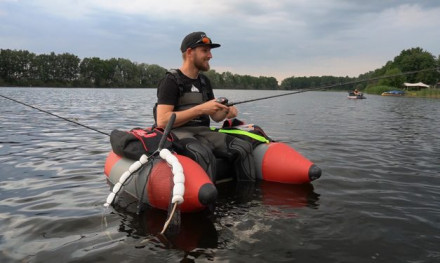 Tackle Meister Review – Sikkario Hybrid bellyboat van HART