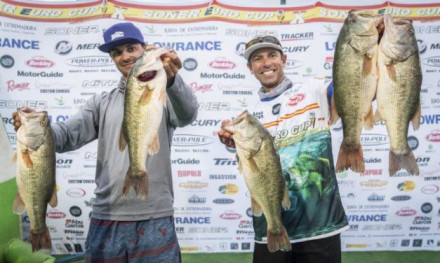 Bass Master Classic held – Mad man Mike Iaconelli wint wedstrijd in Spanje