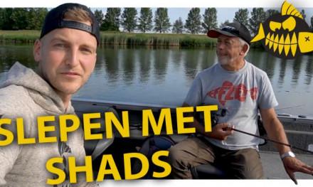 How to met Bertus Rozemeijer – Slepen met shads
