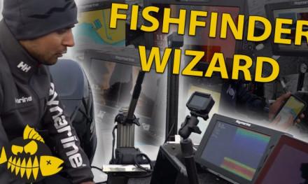 ***Roofmeister VIDEO***De fishfinder in Jip en Janneke taal