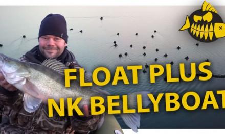 ***ROOFMEISTER VIDEO*** Float Plus NK Bellyboaten & een vastgelopen Sinterklaas boot