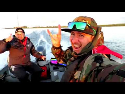 Baars battle met 4 YouTube vlog teams – White Label, Fishuals, Vis TD & Ro en Vinnie