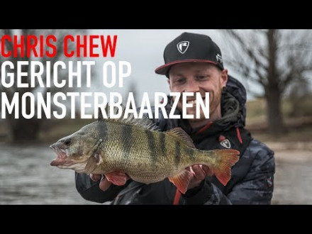 Monsterbaarzen met Chris Chew van Fox Rage