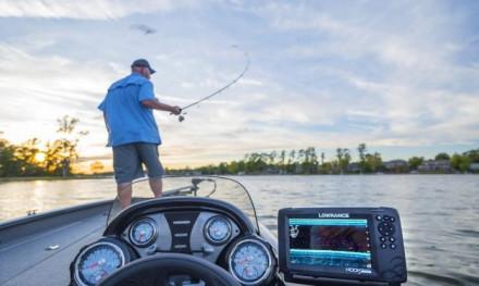 Een betaalbare fishfinder met high end features – De Lowrance Hook Reveal