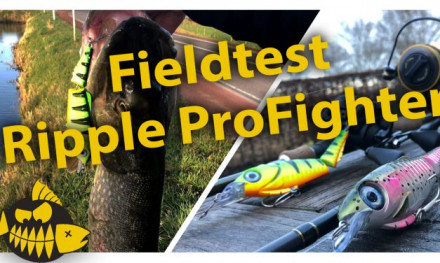 Tackle Meister Review – Ripple ProFighter – Pike magnet