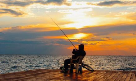 Corona virus – Het beste advies – Ga toch vissen