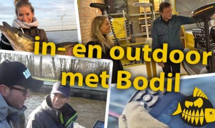 ***Roofmeister VIDEO***Bodil van Roeden over fishfinders & elektromotoren