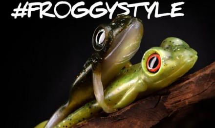 Roofmeister Top Gear – Standje Froggy style & zeebaars seizoen geopend