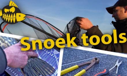 ***Roofmeister VIDEO*** De must have tools voor het vissen op snoek