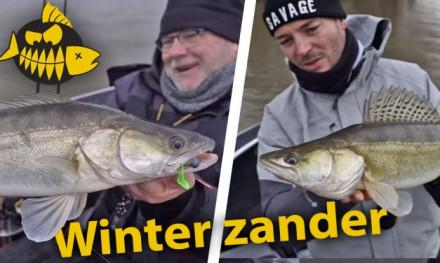 ***Roofmeister VIDEO*** Verticaal op snoekbaars met Sean Wit en Dick van Hattem