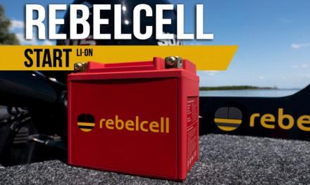 De REBELCELL START – Een lithium startaccu speciaal voor buitenboordmotoren