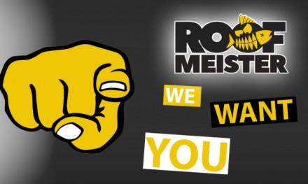 Wil jij fulltime Roofmeister worden – Droombaan bij het grootste roofvisplatform