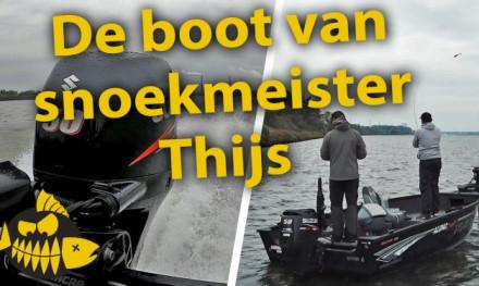 ***Roofmeister VIDEO***De snoekmachine van pikemeister Thijs van der Sanden