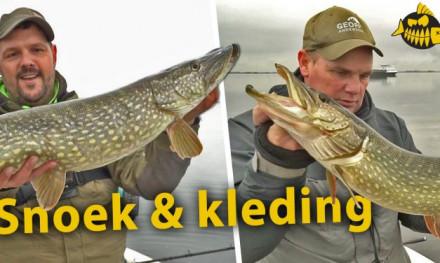 ***Roofmeister VIDEO*** Snoek op de Randmeren – Trollen & werpen
