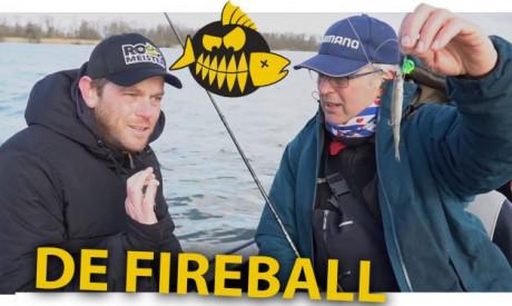 How to: Zo vis je op snoekbaars met de fireball