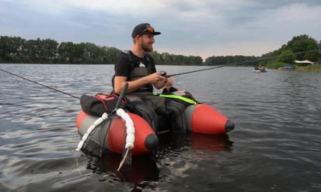 Super BELLYBOAT deals – Wesdijk float tube special