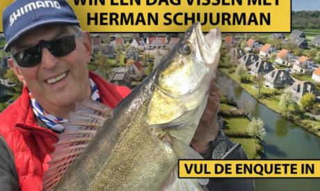 Wat vind jij van een visvakantie in eigen land – Maak kans op een GRATIS dag vissen met VISGIDS Herman Schuurman