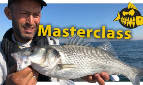 ***Roofmeister VIDEO*** Zeebaars les van Mourat Akkouh – Masterclass in IJmuiden