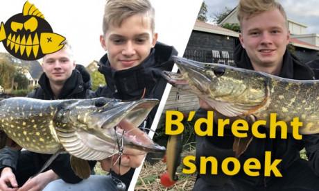 ***Roofmeister VIDEO*** Kantvissen op snoek in Barendrecht met de Wesdijk boys
