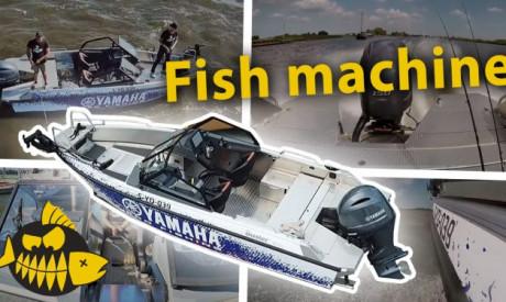 ***VIDEO*** De ultieme vismachine – 5 sterke punten van de Buster XXL