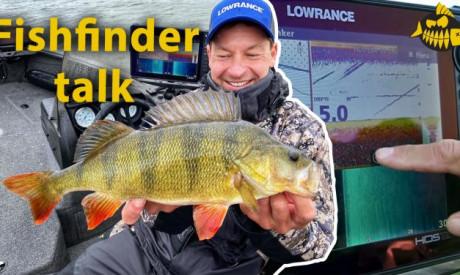 Zo gebruikt Jeremy Staverman zijn Lowrance fishfinders