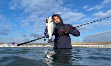 Zo vang je nu zeebaars – Het topsysteem voor koud zout
