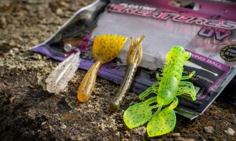 Lucky Junky's, UV creatures en de rauwe hap