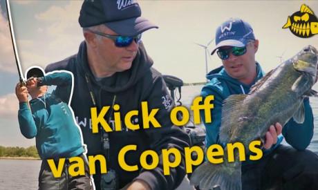 ***Roofmeister VIDEO*** De kick off van Luc Coppens – Op snoek en snoekbaars op het Volkerak