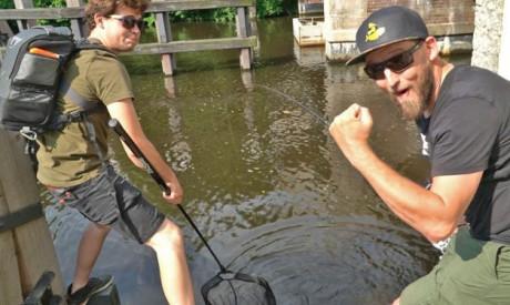 Roofmeister INSIDE – Actuele roofvis vangsten & Groningen vanaf de kant