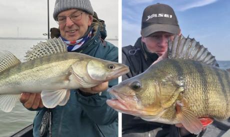 Vis een weekend samen met Jan Boomsma én Herman Schuurman! Ideaal voor visvrienden